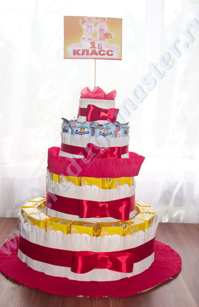 Как сделать торт из своими руками пошагово 390