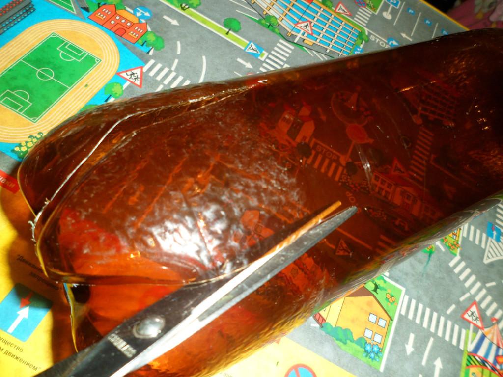 пальма из пластиковых бутылок,мастер класс.мк.пальма из бутылок.поделки из отходных материалов,делаем сами,обустройство приусадебного участка,декор дачи,своими руками,пошаговое фото,деревья из пластиковой тары