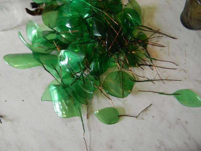 кошки из пластиковой бутылки