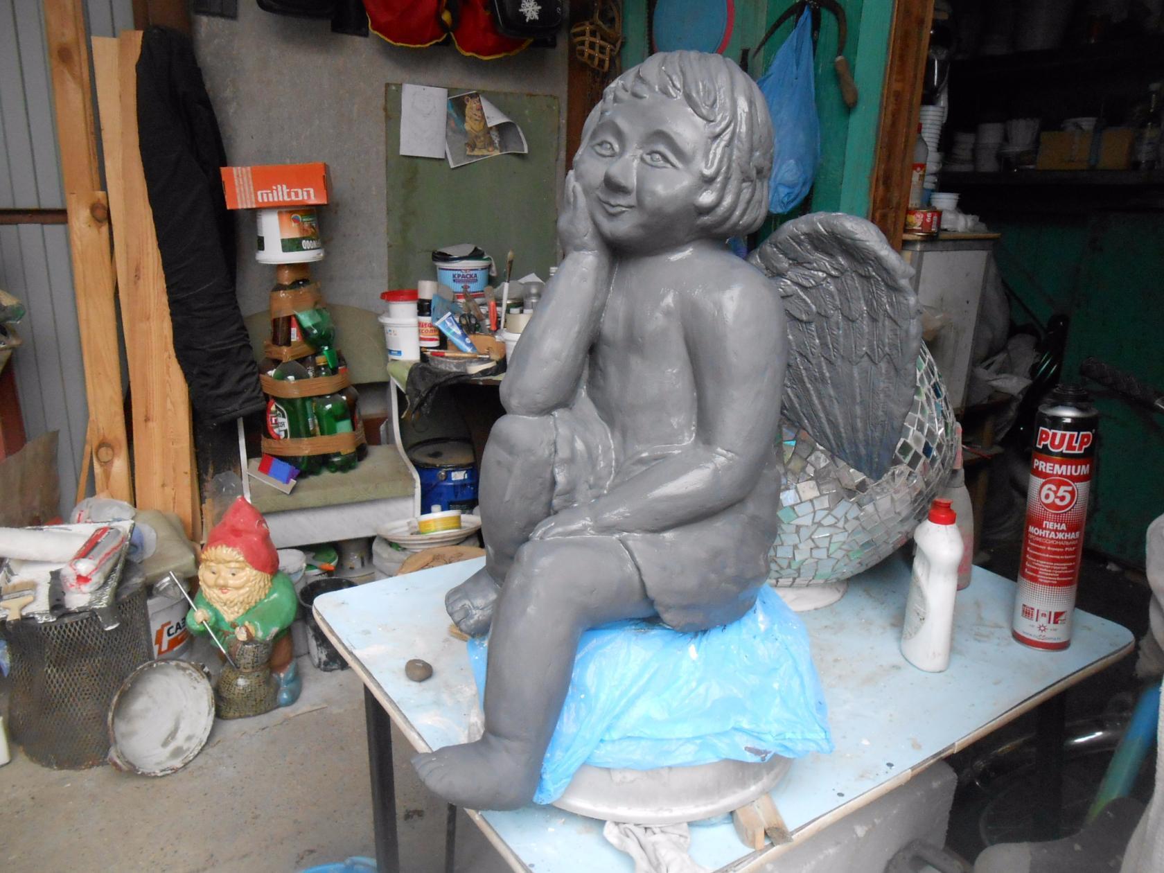 Ангел своими руками мк