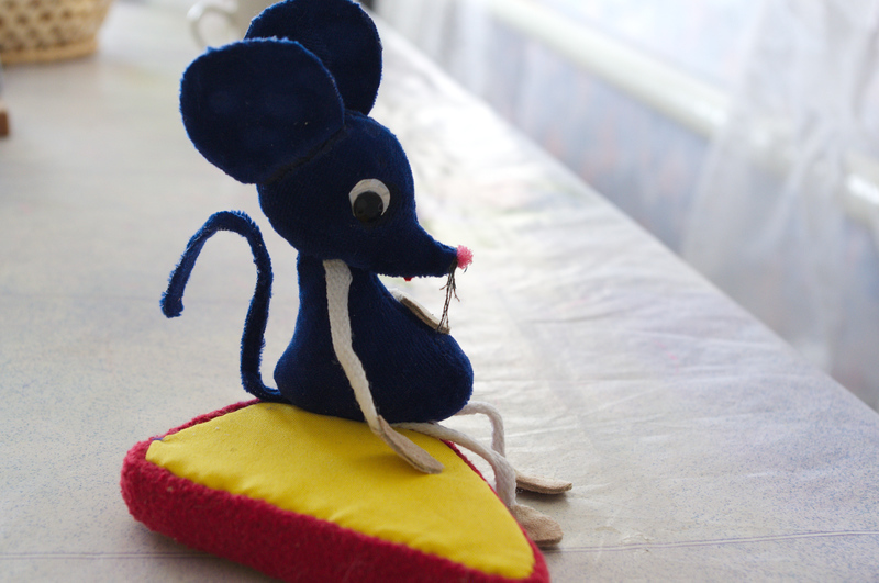 Поделки своими руками мышек