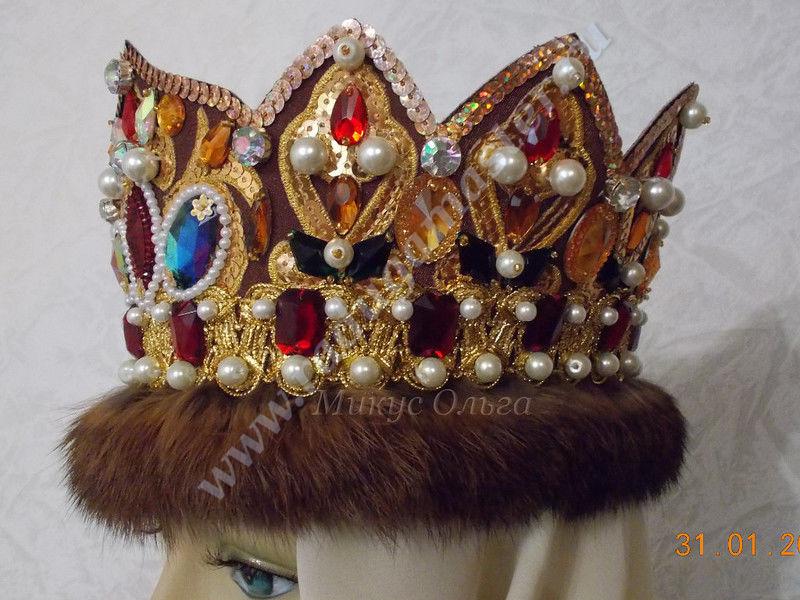 Корона императрицы своими руками 20