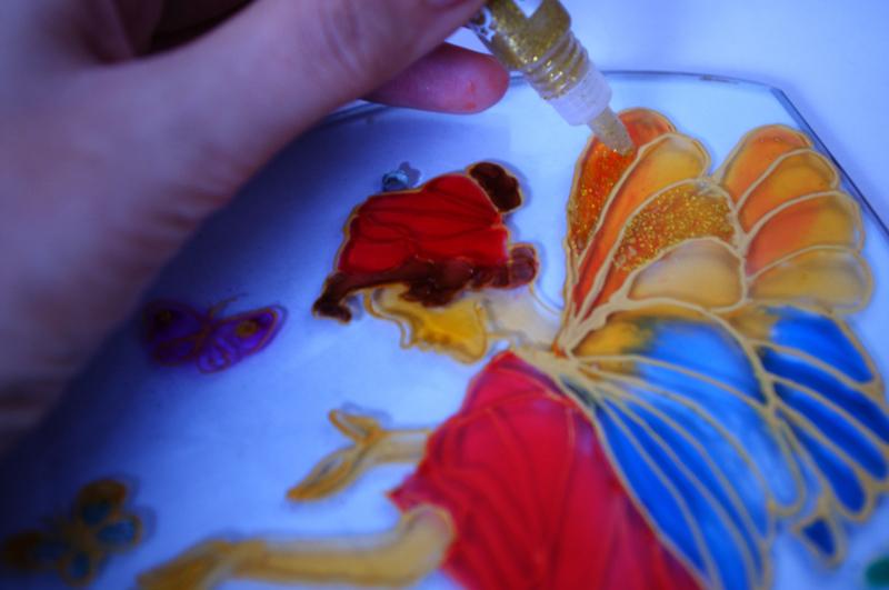 Краска по стеклу своими руками 70